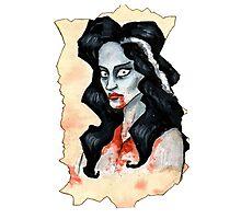 Vampire Photographic Print