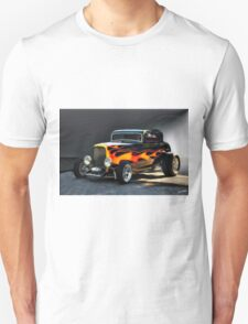 1932 Ford 'Hell's HiBoy' Coupe Unisex T-Shirt