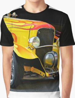 1932 Ford 'Fire with Fire' Coupe Graphic T-Shirt