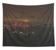The Tower of Light Wall Tapestry