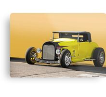 1929 Ford Roadster I Metal Print