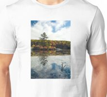 Glass Mirror Unisex T-Shirt