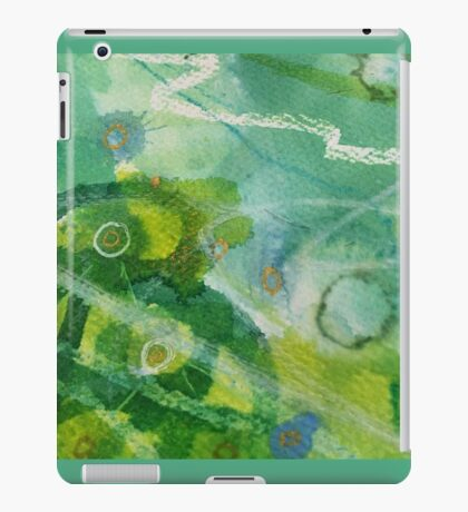 Secret Springtime Maps #5 iPad Case/Skin