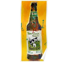 New Glarus Brewing Co. Wisconsin Beer  Poster