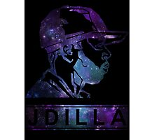 J Dilla Galaxy Poster  Photographic Print
