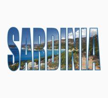 Sardinia Kids Tee