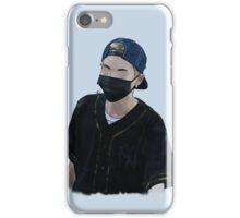 BTS Suga - Airport Fashion iPhone Case/Skin