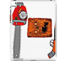 ash williams starter pack iPad Case/Skin