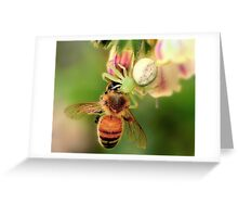 Savage Garden Greeting Card
