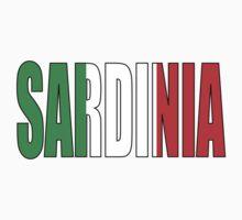 Sardinia. One Piece - Long Sleeve