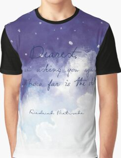 How far is the sky dear? Graphic T-Shirt