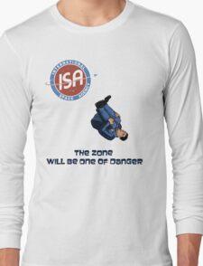 Zone of Danger Long Sleeve T-Shirt