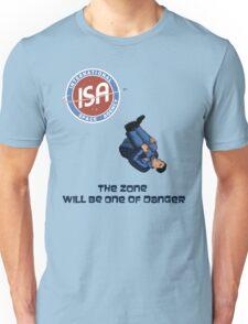 Zone of Danger Unisex T-Shirt