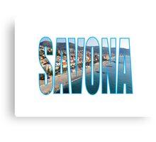 Savona Canvas Print