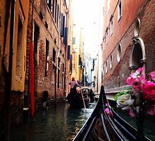 Gondolier's View by Kevin Poole