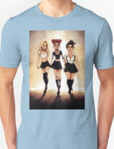 We are the weirdos, sistahs! Unisex T-Shirt