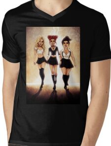 We are the weirdos, sistahs! Mens V-Neck T-Shirt