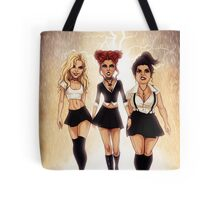 We are the weirdos, sistahs! Tote Bag