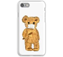 Doctor Bear iPhone Case/Skin