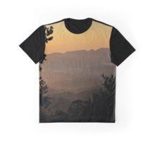 Huasteca Landscape Graphic T-Shirt