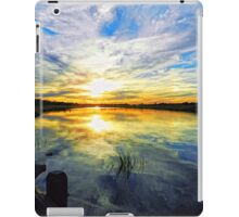 Tuckahoe Sunset iPad Case/Skin