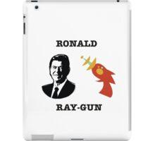 Ronald Ray-gun iPad Case/Skin