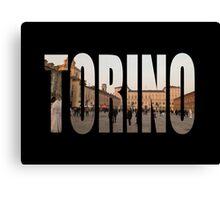 Torino Canvas Print