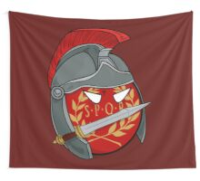 Polandball - Roman Empireball Wall Tapestry