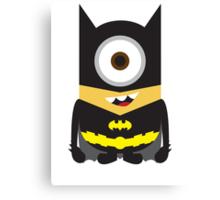Dark Knight Minion Canvas Print