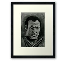 Bad Boy from New Jersey Framed Print