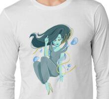 Water Girl Long Sleeve T-Shirt