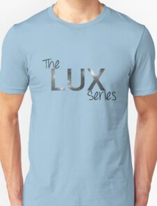 The Lux Series Fanmade Logo - No Drop Shadow Unisex T-Shirt