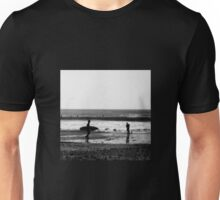 Out Surfing Unisex T-Shirt