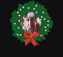 Christmas Vacation Wreath Long Sleeve T-Shirt