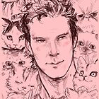 Cumberkittens Pillow by reapersun