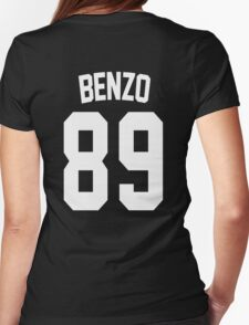 Benzo: Jersey Style Womens Fitted T-Shirt