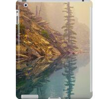 Tree In The Fog iPad Case/Skin