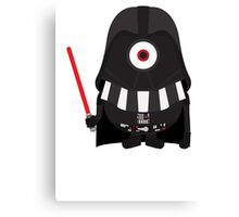 Vader Minion Canvas Print