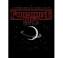 Formidine Rift Photographic Print