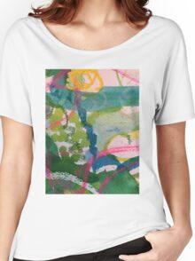 Secret Springtime Maps #1 Women's Relaxed Fit T-Shirt