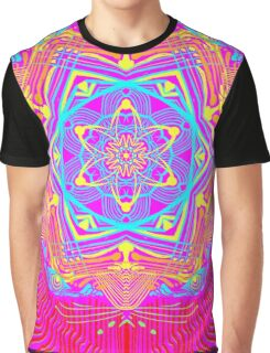 Eyeburner Mandala Graphic T-Shirt