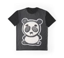 Little Sad Panda Graphic T-Shirt