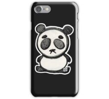 Little Sad Panda iPhone Case/Skin
