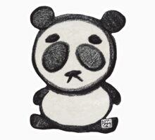 Little Sad Panda Kids Tee