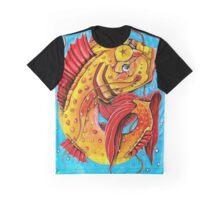 Glücksfisch Graphic T-Shirt
