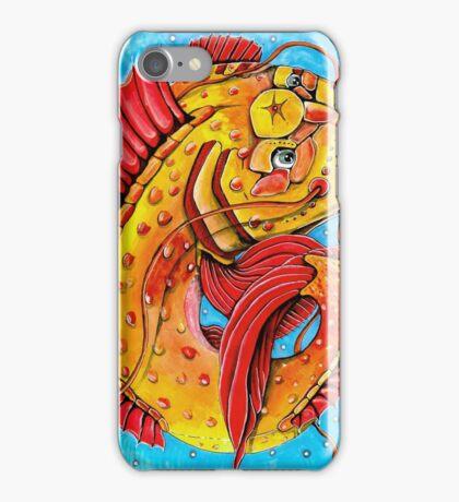 Glücksfisch iPhone Case/Skin