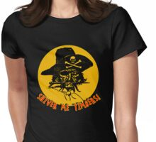 Shiver Me Timbers Pirate Tee Womens Fitted T-Shirt
