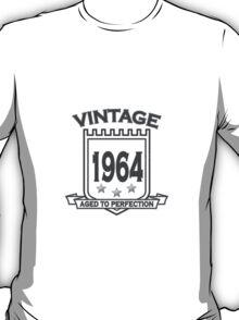 Vintage 1964 t shirt l T-Shirt