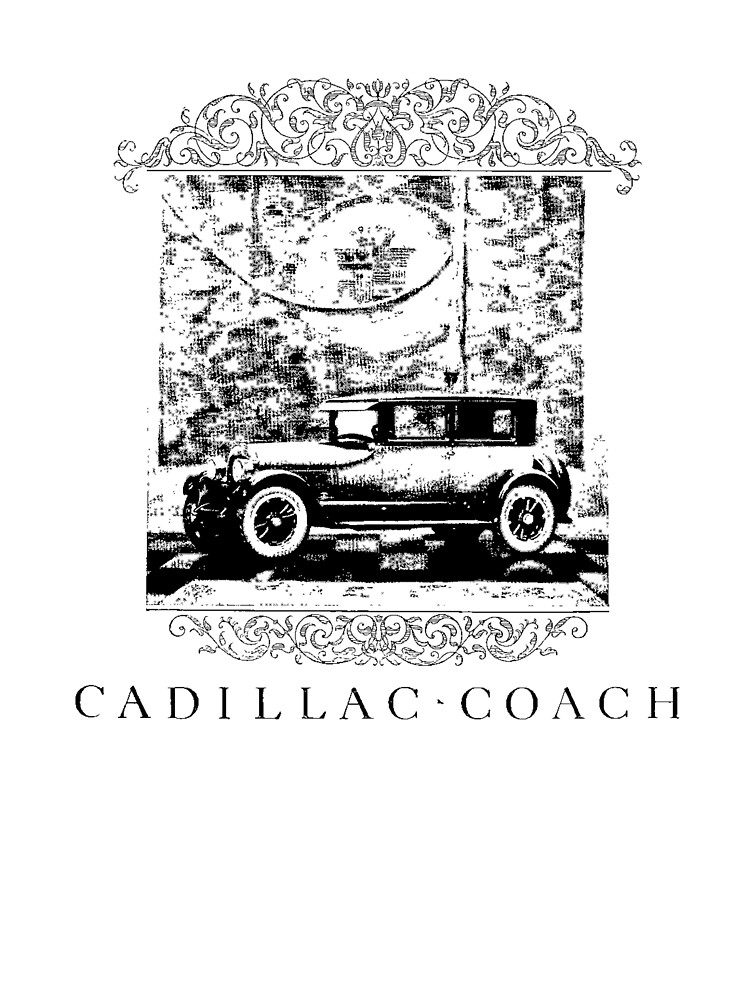Cadillac Coach by garts