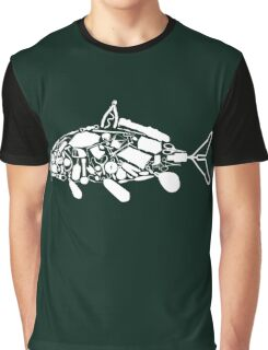 Fishing Made Graphic T-Shirt